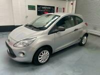 2010 FORD KA 1.25 STUDIO - 73,000 MILES - PART EXCHANGE TO CLEAR - 12MTHS MOT