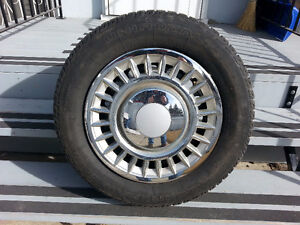 Uniroyal 225/60R16 Studded Winter Tires
