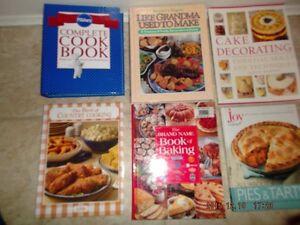 Quality Cookbooks for sale   lot #24 Kingston Kingston Area image 1