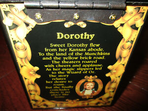 Wizard of Oz music box 1988 Kitchener / Waterloo Kitchener Area image 2