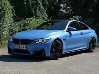 BMW M4 3.0 M DCT (s/s) 2dr PETROL AUTOMATIC 2016/66