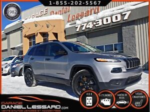 Jeep Cherokee ALTITUDE, BLACK APPARENCE, MAG, CAM RECUL, VGA 201