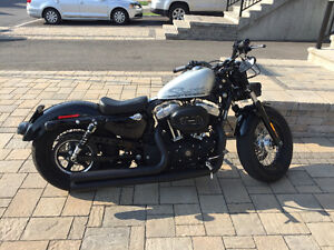 Sportster forty eight à vendre 1200cc