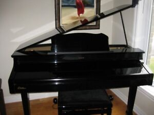 J AI UN PIANO DIGITAL A QUEUE BABY GRAND ROLAND KR115 COMME NEUF