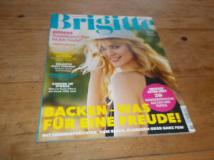 GERMAN MAGAZINE - BRIGITTE