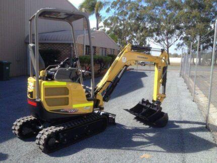 JDM Mini Excavator hire Midland Swan Area Preview