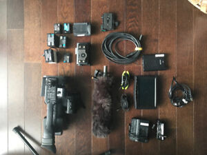 Sony XD CAM EX [HD] plus Accessories