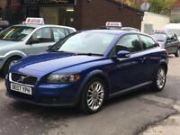 Volvo C30 I SE 3dr 2007/07 Petrol Automatic High Spec Half Leather Immaculate
