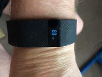 Fitbit hr charge small