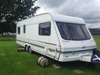 Reduced in price!! 5berth with full size awning
