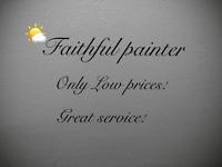 Painter/ peintre
