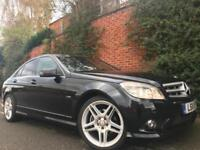 2011 Mercedes-Benz C Class 2.1 C220 CDI BlueEFFICIENCY Sport Saloon 4dr