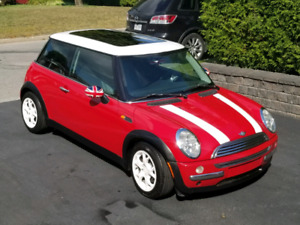 2002 groovy Mini Cooper with low KM