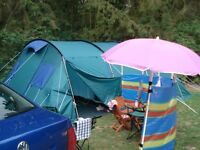 Vancouver Freedom Trail 10 man tent - great family tent