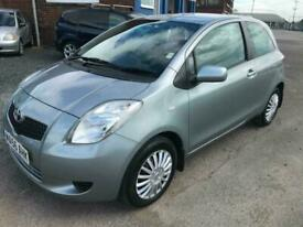 2006 Toyota Yaris 1.3 VVT-i T3 3dr HATCHBACK Petrol Manual