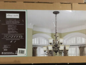 Chandelier Light Set Brand New