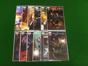 X-Files comics Lot Regina Regina Area image 1