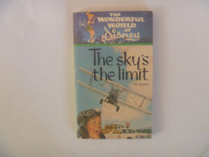 THE SKY'S THE LIMIT by Vic Crume