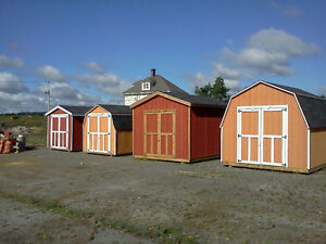 Sheds and Baby Barns
