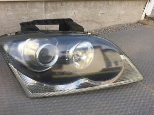 2004-08 Chrysler Pacifica OEM HID Xenon Passenger Headlight