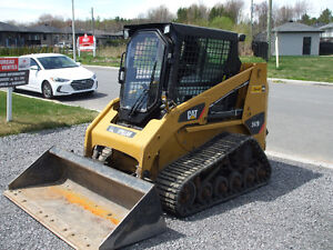 Mini Chargeuse Caterpillar 247B3 (Skid Steer Loader)
