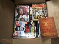 Empire magazine x 115 , plus total film magazine x 73 grab a bargain for cash or swap