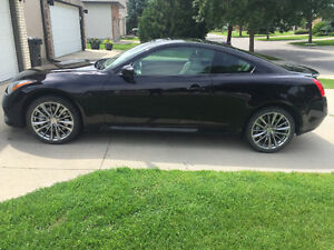 2011 Infiniti G37x SPORT/AWD/NAVI/BLACK ON TAN Coupe (2 door)