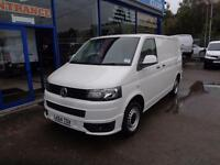 2014 VOLKSWAGEN TRANSPORTER T28 TDI STARTLINE SPORTLINE STYLE WITH AIRCON AND LI