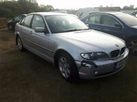 2001 BMW 3 SERIES 318I SE NOW BREAKING FOR PARTS