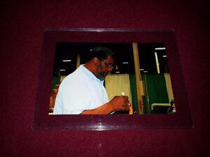 """PITTSBURGH STEELERS """"MEAN JOE"""" GREENE AUTOGRAPHED FS HELMET Windsor Region Ontario image 5"""