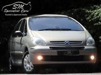 2006 56 CITROEN XSARA PICASSO 2.0 PICASSO EXCLUSIVE 16V 5D AUTO 134 BHP