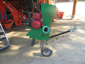 WOODCHIPPER FOR SALE