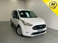 2019 Ford Transit Connect 220 Trend Crew L1 H1 1 Owner Euro 6 Finance Px Crew Bu