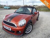 MINI ROADSTER COOPER Orange Manual Petrol, 2014
