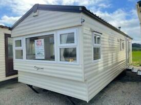 Static Caravan For Sale Off Site Delta Santana 28 x 10 - 2 Bedrooms -DG