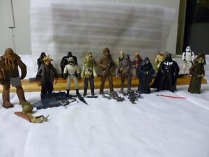 Vintage Star Wars Action Figures 1995 and up London Ontario image 2