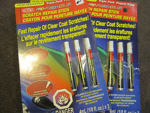 Dupont Pro-Fusion Color Car Clear Coat Scratch Repair Stick - 3 Kitchener / Waterloo Kitchener Area image 1