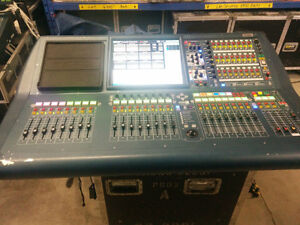 Pro2 Digital Console and Multitrack Accessories