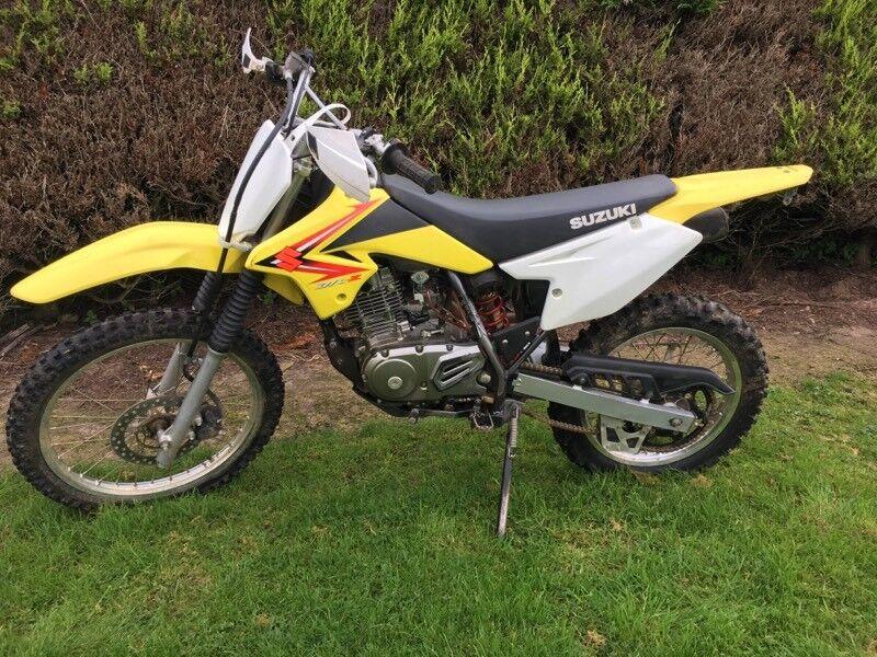Suzuki Drz 125 moterbike | in Aberdeenshire | Gumtree