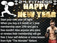 24 Fitness new year new deal!