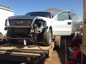 08 f150 parting out.