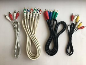 Component Video+Audio Cable