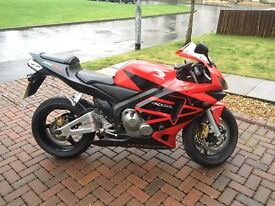 Very low mileage CBR600 RR!!! for SWAP