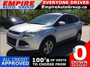 2014 FORD ESCAPE SE * AWD * NAV * REAR CAM * BLUETOOTH * HEATED