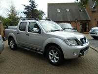 2010 Nissan Navara 2.5dCi Tekna Connect NO VAT