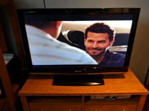 Télévision HD 42 po + terminal Vidéotron