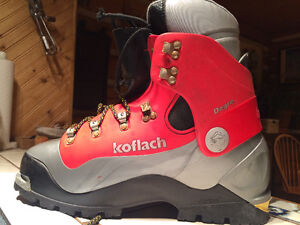 Mountaineering Boots (Scarpa & Koflach)