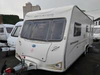 BAILEY SENATOR CAROLINA 6 BERTH FIXED BUNKS 2008 £8995.00
