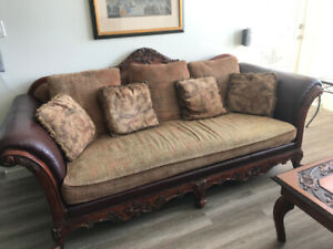 Lovely Antique Style Couch