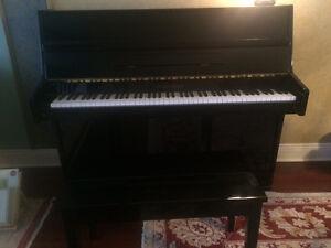 Piano noir YOUNG CHANG